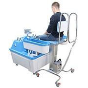 Кресло-подъемник для камерных ванн фото
