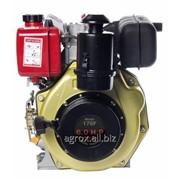 Дизельный двигатель Zigzag SR178F фото