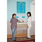 Санатории в Казахстане, Бювет с минеральной водой фото