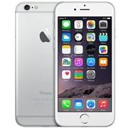 IPhone 6, 1 SIM, Android 4.2, 4.68 дюйма, 1.3 ГГц, 4 ядра, RAM 512 Мб, ROM 16 Гб, GPS, Wi-Fi, Bluetooth, белый фото