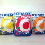 Реагенты антигололедные ICEMELT фото