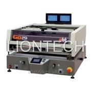 Высокоточный полуавтоматический программируемый трафаретный принтер для больших печатных плат Go29 фото