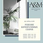 Решение корпоративных споров, адвокат Харьков фото