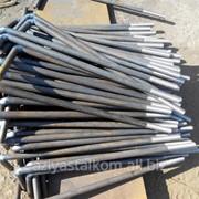 Анкерные фундаментные болты тип 1,1 М 16х1120 ГОСТ 24379.1-80 в Актюбинской области фото