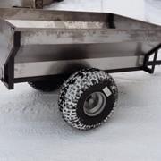 Прицеп для квадроцикла из оцинкованной стали фото