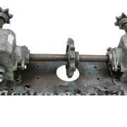 Крышка с редукторами ЗП 02.300 фото