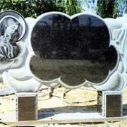 Памятники гранитные горизонтальные фото