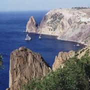 Черноморское побережье России, Кавказ, Крым; фото