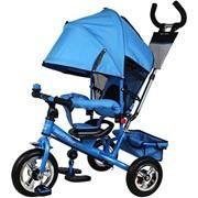 Велосипед трехколесный Super Trike Голубой фото