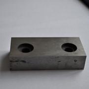 Нож для рубки арматуры СМЖ-172 110х40х18 фото