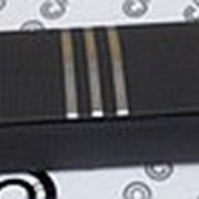 Футляр для очков полосатый (FM-872-A2#) темный мужской, сдержанный фото