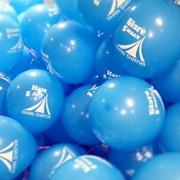 Нанесение логотипа на шары фото