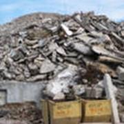 Сбор и транспортировка строительных отходов фото