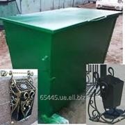 Виготовлення контейнерів під сміття , урни, лавки, зупинки та ін. фото