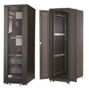 Шкаф серверный ServerMax 42U 800x1000 мм черный фото