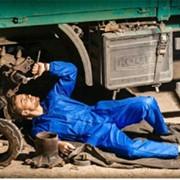 Костюм для работников СТО мужской фото
