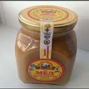 Цветочный мед Стеклянная банка ТВ-760 0,76л фото