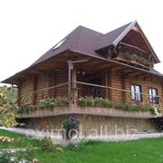 Сруб Дома. Деревянные Дома. Тёплые и Уютные фото