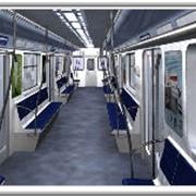 Комплектующие для капитально-восстановительного ремонта вагонов метрополитена моделей 81-714, 81-717 фото