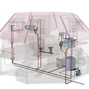 Проектирование и монтаж систем водоснабжения фото