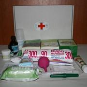 Аптечка для новорожденного фото