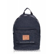 Рюкзак Poolparty backpack-jeans фото