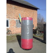 Буферная емкость 500 л для систем отопления без теплообменника. Полиуретановая изоляция 10 см. фото