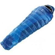 Спальный мешок Deuter Exosphere +2° SL cobalt-steel левый (37600 3310 1) фото