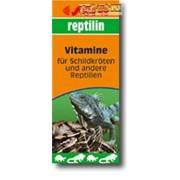 Sera reptilin - жидкий витаминный комплекс сера рептилин для восполнения недостатка в витаминах A и D для рептилий фото