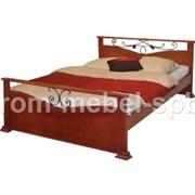 Кровать Золушка ковка фото