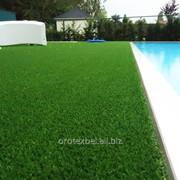 Искусственная трава для бассейнов фото