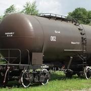 Вагон-цистерна модель 15-776 Э фото