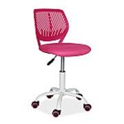 Кресло компьютерное Signal MAX (розовый) фото
