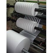 Предоставляем услуги по порезке рулонов пленки и бумаги. фото