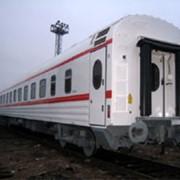 Наружные двери для пассажирских вагонов 255.00.000 фото