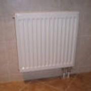 Монтаж систем теплоснабжения фото