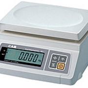 Весы порционные CAS SW-10 фото