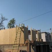 Дома щитовые, канадский дом из сип панелей, ваш дом за 2 месяца фото