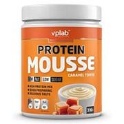 VPLab Protein Mousse 330 гр., карамель-ирис фото