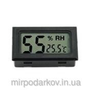 Цифровой термометр жк измеритель температуры и вла фото