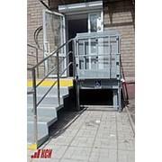 Вертикальная подъемная платформа для инвалидов в Краснодаре фото
