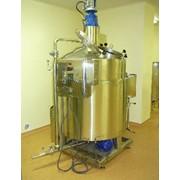 Реактор для майонеза марки СВВ- 1,25М фото
