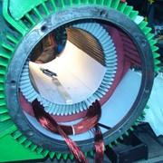 Ремонт электрических машин постоянного, переменного тока, высоковольтных электродвигателей, генераторов. фото