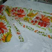 Роспись текстильных изделий! фото