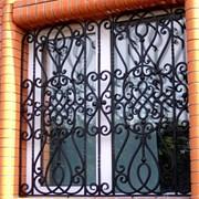 Ворота, решетки на окна, ограждения, перила фото