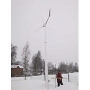 Установка ветроэнергетическая G2000 фото