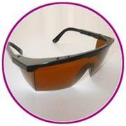 Защитные очки от лазерного излучения фото