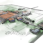 Создание генеральных планов территорий промышленной застройки фото