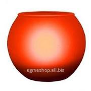 Свеча светодиодная, шарообразная ING-200 фото