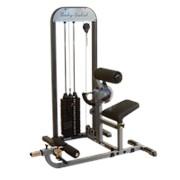 Профессиональный тренажер Body Solid Боди Солид GCAB-STK Тренажер для пресса / спины 95 кг. фото